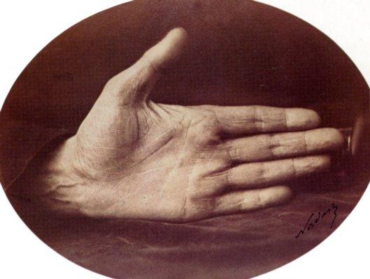 'Main du banquier D.'