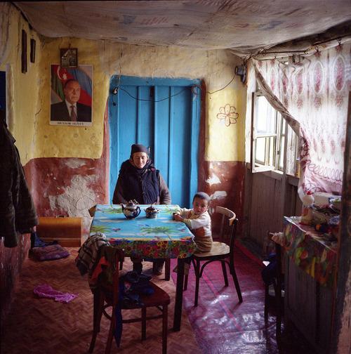xinaliq village 2