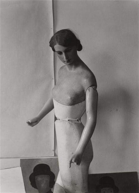 Schaufensterpuppe, 1928